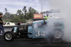 Hell on Wheels 9 at the Commerce Dragway