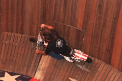 Wall of Death at Hellbender Harley-Davidson