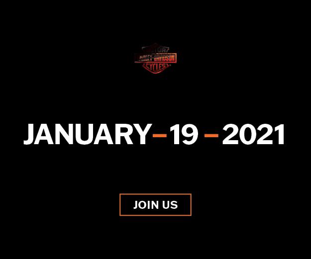 Hellbender Harley-Davidson 2021 Release
