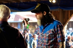 Pearl Bottom Radio performing at Angel City Ghost Town