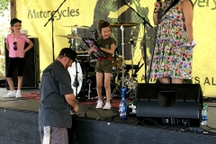 Vintage Fest Pin Up Contest Pictures at Timms Harley-Davidson