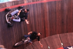 Wall of Death at Hellbender Harley-Davidson